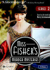 Miss Fisher's Murder Mysteries, Series 2 by Essie Davis