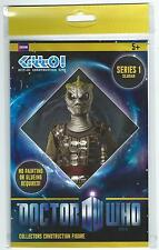 Doctor Who Kitt-O! Silurian Collectors Construction Figure Brand New & Sealed
