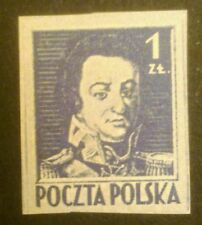POLAND STAMPS Fi341 Sc343 Mi382 - The leaders, 1944 / 1979, clean - newprint