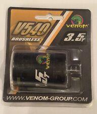venom 1/0 brushless 3.5t motor v540