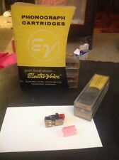 Electro-Voice EV 5539D Needle Cartridge Astatic 1284D Harmon Kardon Tetrad