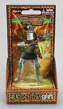 BBI Warriors of the World Legends Knight with War Hammer 1/18 Figure