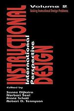 Instructional Design: International Perspectives: Volume2: Solving Instructional