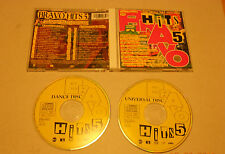 2 CD Compilation Bravo Hits 5 36.Tracks 1993 DJ Bobo Mr Big BAP Toten Hosen A-HA
