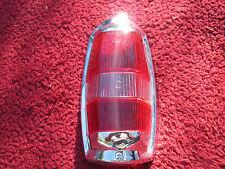 Mercedes Ponton 180 190 220 Tail Light Lens - Original Frame - Reproduction Lens