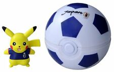 Pokemon Monster Collection Pikachu Figure Soccer Football World Cup New Japan