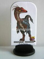 Pathfinder Battles Pawns / Tokens - #074 Dinosaur, Troodon - Bestiary Box 5