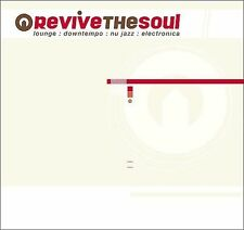 Revive the Soul 2 CD Set Chillout downtempo nu jazz Electronica 2007