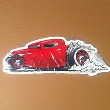 """Ford """"3 Window"""" Coupe New Embossed METAL """"Garage Decor"""" Sign"""