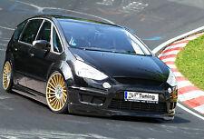 Frontansatz Frontspoiler Spoiler Schürze aus ABS für Ford S-Max Bj. 2006-2010