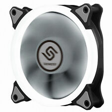 New Design PC Fan 120mm 25T 3-4 Pin Hydro Bearing  with White  LED
