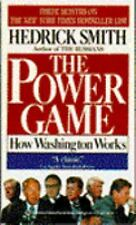 Acc, The Power Game: How Washington Works, Smith, Hedrick, 034536015X, Book