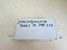 Unidad de control Mazda 2 Año fab. 03-07 FA404 GY0023GJ