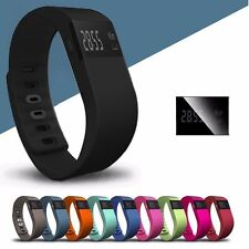 Bluetooth Smart Wrist Watch Bracelet TW64 for Android Cell Smart Phone Black
