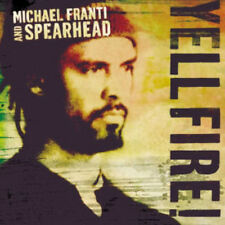 Yell Fire - Michael & Spearhead Franti (2016, CD NIEUW)