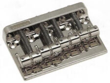 Gotoh 201B-4C Bass Guitar Bridge Chrome 4-String