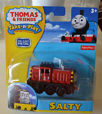 Thomas and Friends Take n Play SALTY Portable NEW