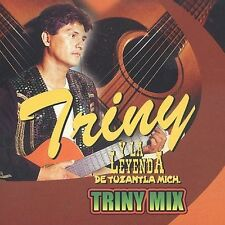 Triny y la Leyenda Triny Mix CD ***NEW***