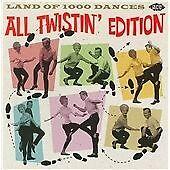 Land Of 1000 Dances - All Twistin' Edition (CDCHD 1220)