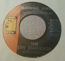5th Dimension, The – Blowing Away / Skinny Man  (VG+)