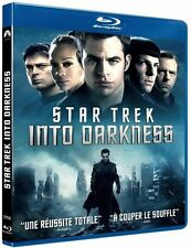 STAR TREK INTO DARKNESS  BLU RAY  NEUF SOUS CELLOPHANE