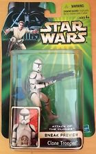 Hasbro Star Wars Clone Trooper Sneak Preview Attack Of The Clones
