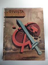 La rivista illustrata del Popolo d'Italia. Fondatori, 1942