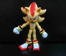 SEGA Sonic the Hedgehog Exclusive Action Figure SUPER SHADOW
