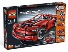 LEGO TECHNIC 8070 SUPERCAR-NUOVISSIMO E SIGILLATO