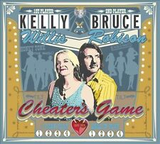 Cheater's Game 2013 by Kelly Willis & Bruce Robison . EXLIBRARY