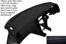 Punto azul encaja Toyota Mr2 Mk2 1989-2000 Dash Dashboard Leather piel cubierta sólo
