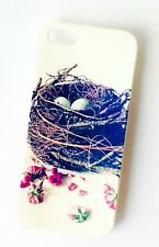 Brand New Birds Nest Soft Phone Case For Iphone 5/5S Uk Seller