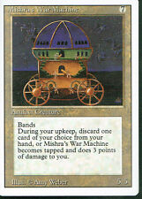 MAGIC THE GATHERING REVISED ARTIFACT MISHRA'S WAR MACHI