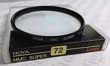 Genuine Hoya HMC SUPER 72mm UV HAZE Lens Safety Protector Filter  72 mm (0)