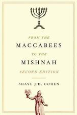 From the Maccabees to the Mishnah by Shaye J. D. Cohen (2006, Paperback)