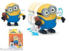 Movie Minions Wind Action Bopping Along Fast Running Bob Despicable Me Toy 20135