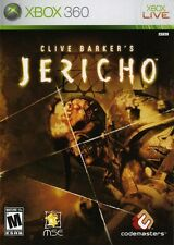Clive Barker's Jericho - Xbox 360 Game