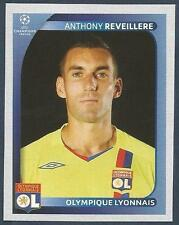 PANINI UEFA CHAMPIONS LEAGUE 2008-09- #354-LYON-ANTHONY REVEILLERE