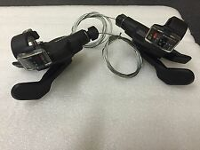SRAM X4 Trigger Shifters Shift Levers 3x8S Black  pair