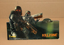 Killzone Standee Display double sided very rare 2003