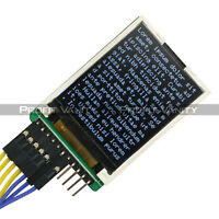 "1.8"" 128X160 SPI TFT LCD Modul Display + SD Socket For Arduino Raspberry Pi"