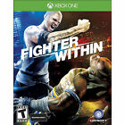 Fighter Within (Microsoft Xbox One, 2013) BRAND NEW SEALED
