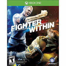 Fighter Within (Sealed Microsoft Xbox One Live Video Game 2014, New)