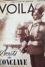 REPORTAGES PHOTOS VOILA 1939 SECRETS du CONCLAVE POLITIQUE U.S.A PHOTO PIN UP