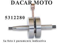 5312280 ALBERO MOTORE MALOSSI YAMAHA DT 50 R 50 2T LC euro 2 (MINARELLI AM 6)