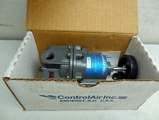 CONTROL AIR INC. 700-CC TYPE 700 HIGH FLOW PRESSURE REGULATOR *BRAND NEW IN BOX*