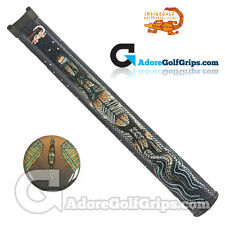 TourMARK Indige Golf Outback Range Jumbo Putter Grip - The Monitor + FREE Tape