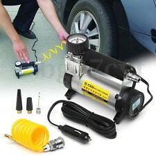 12V 100PSI Electric Car Inflatable Pump Portable Air Compress Tire Tyre Inflator