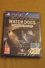 Watch Dogs - Complete Edition PS4 English & Polish