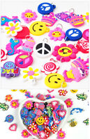 Cute Charms Pendant For Rainbow Loom Rubber Bands Refill Kit Bracelet DIY Making